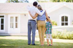 immobilier famille jardin covid